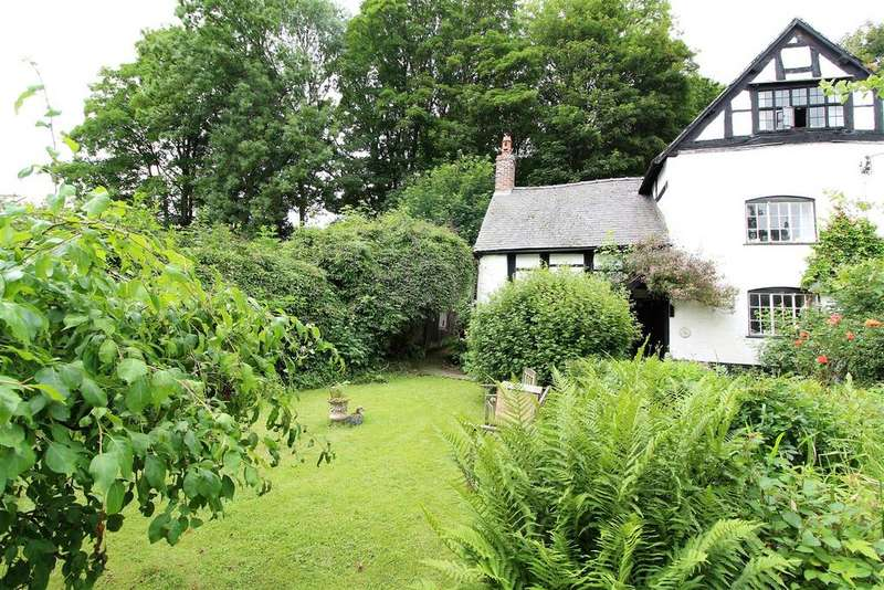 3 Bedrooms Semi Detached House for sale in Llwyn-Y-Cil, Chirk