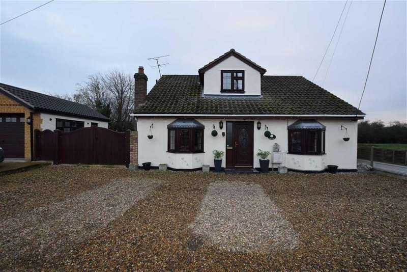 4 Bedrooms Detached House for sale in Elm Road, Bowers Gifford, Essex