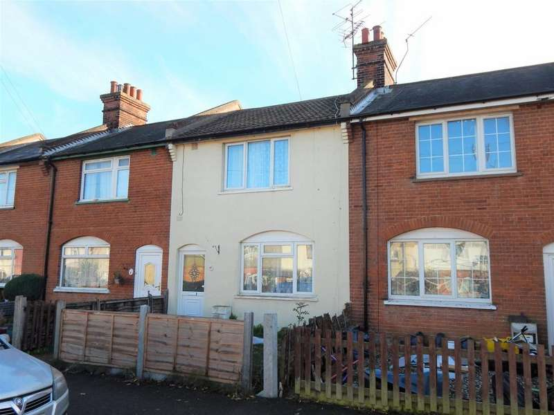 3 Bedrooms Terraced House for sale in FOSTER ROAD, PARKESTON CO12