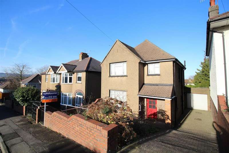 3 Bedrooms Detached House for sale in Heather Road, St Julians, Newport