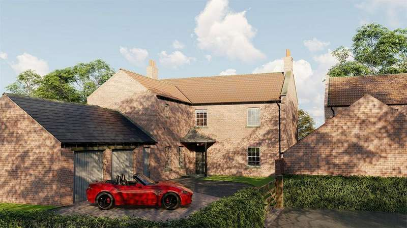 5 Bedrooms Detached House for sale in 2 Thirkleby Fold, Asselby, Goole, East Riding of Yorkshire