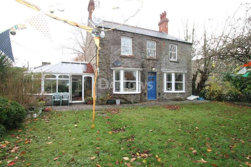 4 Bedrooms Detached House for sale in Maesycoed Road, pontypridd