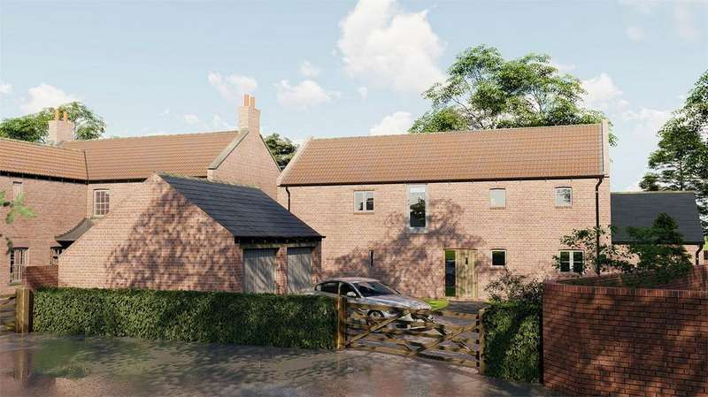 4 Bedrooms Detached House for sale in 1 Thirkleby Fold, Asselby, Goole, East Riding of Yorkshire