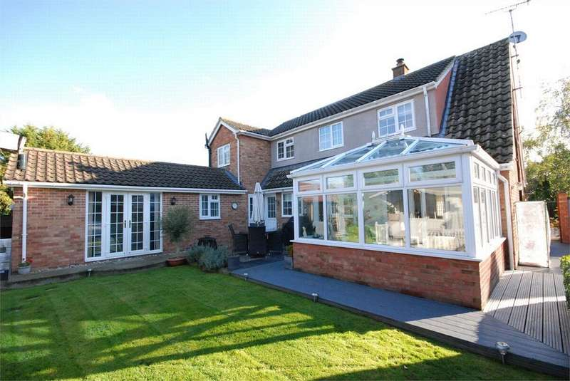 4 Bedrooms Chalet House for sale in Collins Road, Little Maplestead, Essex