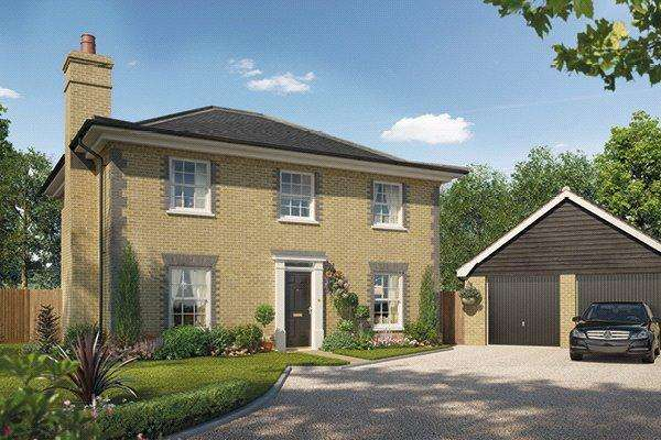 4 Bedrooms House for sale in Kingley Grove, New Road, Melbourn, Royston, Cambridgeshire