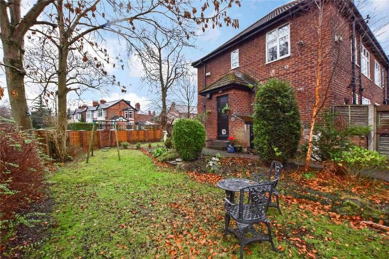 2 Bedrooms Apartment Flat for sale in Priory Road, Sale, Greater Manchester, M33