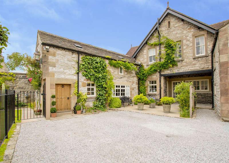 5 Bedrooms Semi Detached House for sale in Bretnor House, Betty Lane, Ashford-In-The-Water, Bakewell, DE45 1PZ.