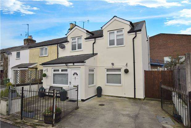 3 Bedrooms End Of Terrace House for sale in Rosehill Terrace, Coltham Fields, CHELTENHAM, Gloucestershire, GL52
