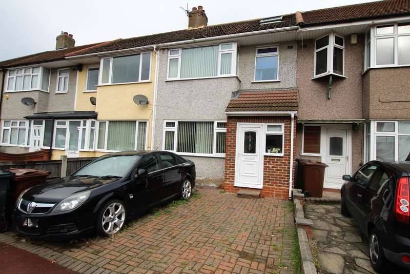 4 Bedrooms Terraced House for sale in Auriel Avenue, Dagenham, Essex, RM10 8BT