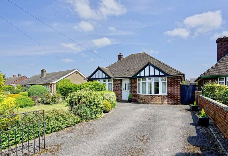 2 Bedrooms Detached Bungalow for sale in St. Neots Road, Sandy