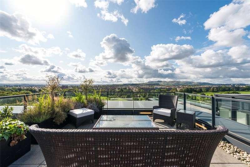 4 Bedrooms Penthouse Flat for sale in Simpson Loan, Edinburgh, Midlothian