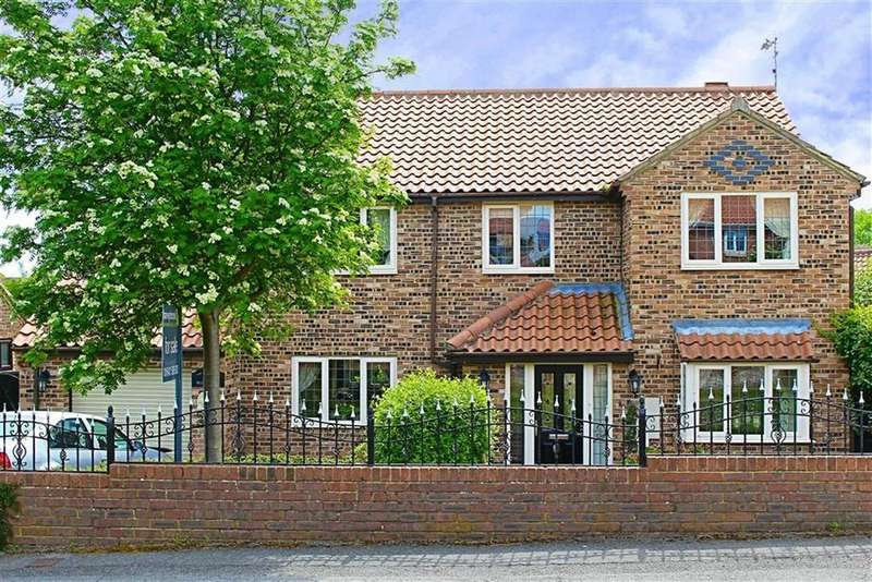 4 Bedrooms Detached House for sale in Woodvale, Coulby Newham