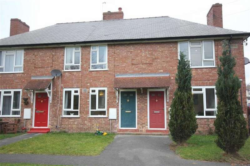 2 Bedrooms Terraced House for sale in Somerset Close, Catterick Garrison, North Yorkshire