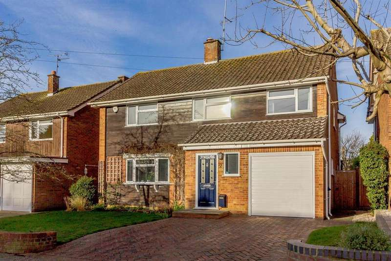 4 Bedrooms Detached House for sale in The Paddocks, Ingatestone