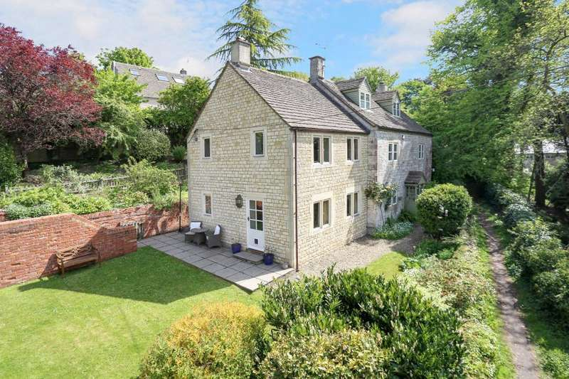 4 Bedrooms Detached House for sale in Bussage, Stroud