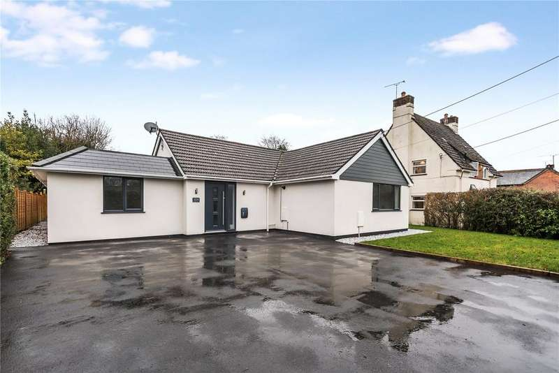 4 Bedrooms Bungalow for sale in Station Road, Alderholt, Fordingbridge, SP6