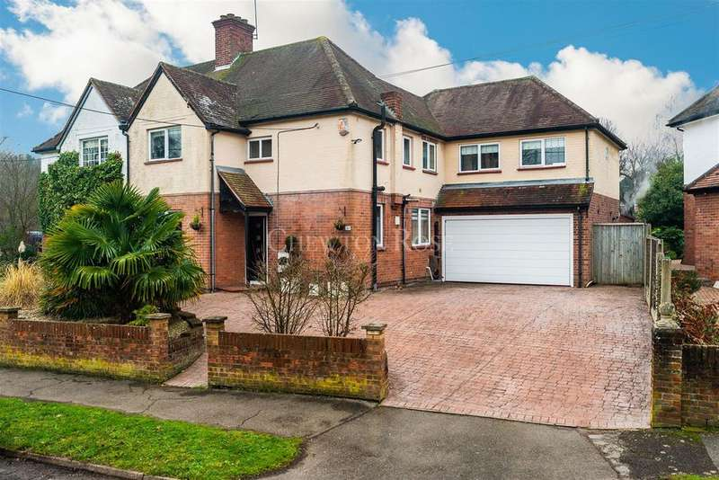 4 Bedrooms Semi Detached House for sale in St Georges Lane, Ascot