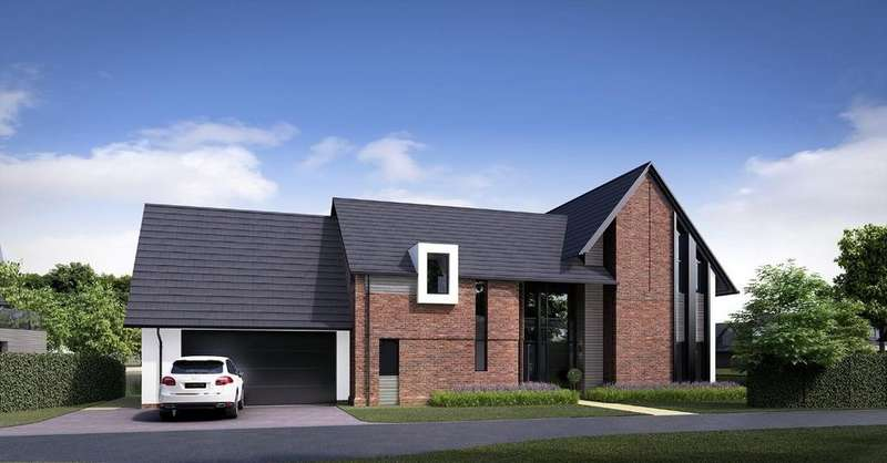 5 Bedrooms Detached House for sale in The Grange, The Lakes, South Park Drive