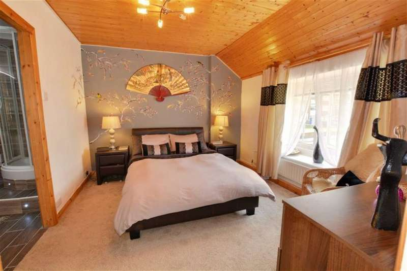 5 Bedrooms Property for sale in The Square, Ferrybridge, Knottingley, WF11
