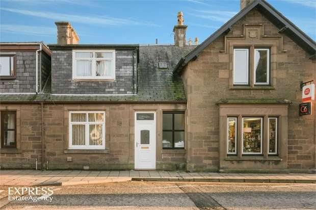 2 Bedrooms Terraced House for sale in King Street, Inverbervie, Montrose, Aberdeenshire