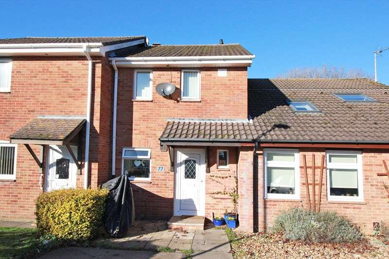 2 Bedrooms Terraced House for sale in Rodney Drive, Mudeford, Christchurch