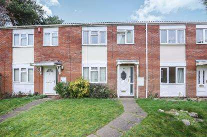 3 Bedrooms Terraced House for sale in Long Furrow, Wolverhampton, West Midlands
