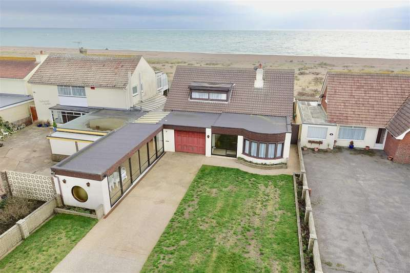 3 Bedrooms Chalet House for sale in Old Fort Road, Shoreham-By-Sea