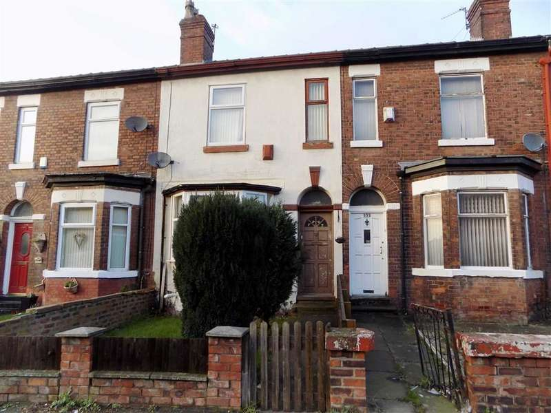 3 Bedrooms Terraced House for sale in Abbey Hey Lane, Abbey Hey, Manchester