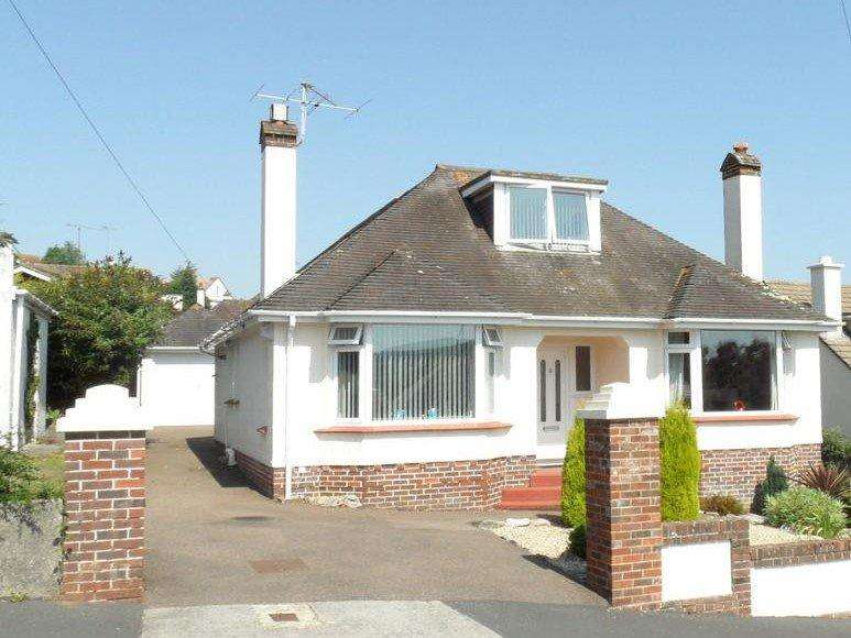 4 Bedrooms Bungalow for sale in Broadsands Bends, Paignton