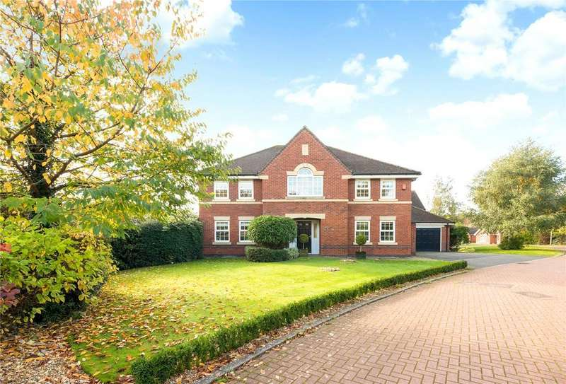 5 Bedrooms Detached House for sale in Holly Close, Mickle Trafford, Chester, CH2