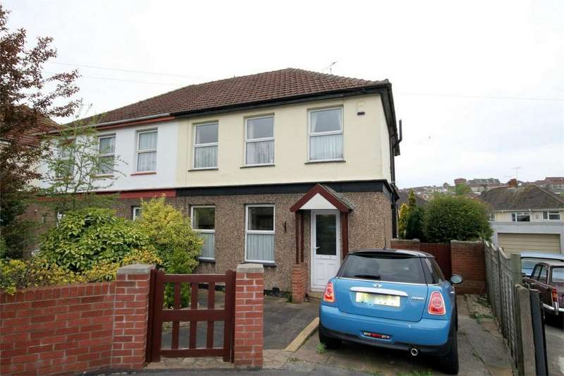 3 Bedrooms Semi Detached House for sale in Thiery Road, Brislington, Bristol
