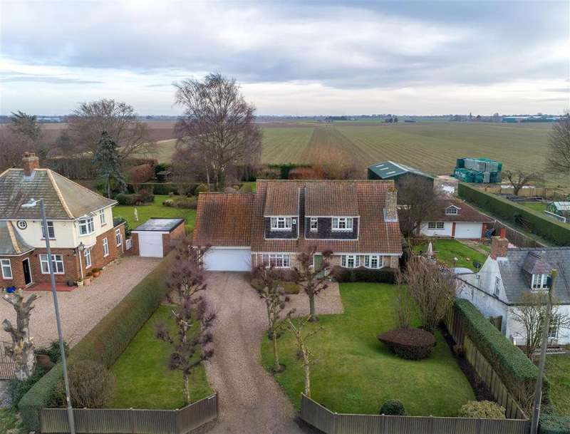 4 Bedrooms Detached House for sale in Sibsey Road, Boston