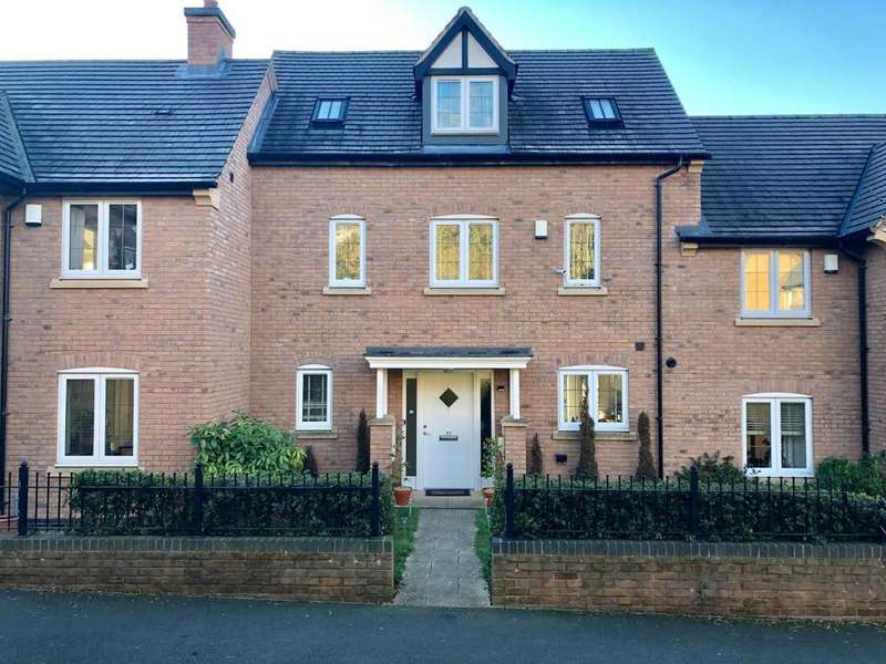 3 Bedrooms Town House for sale in Morledge, Matlock