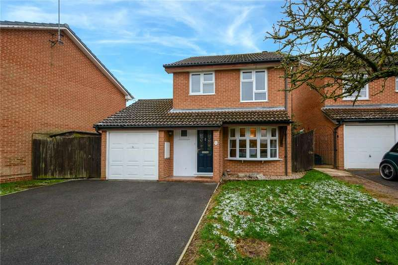 3 Bedrooms Detached House for sale in Somerset Close, Wokingham, Berkshire, RG41
