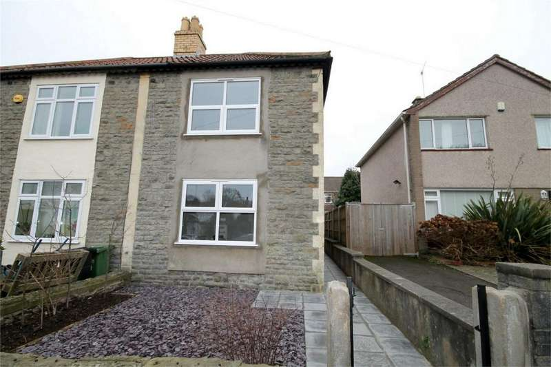 2 Bedrooms Semi Detached House for sale in Shrubbery Road, Downend, Bristol