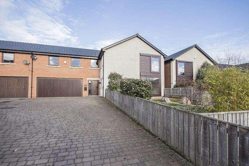 5 Bedrooms Semi Detached House for sale in Hawthorn Grange, Brunton Lane, Newcastle upon Tyne