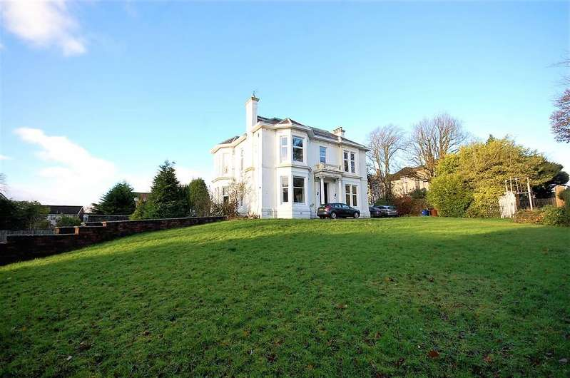 4 Bedrooms Apartment Flat for sale in Park Road, Paisley PA2 6JW