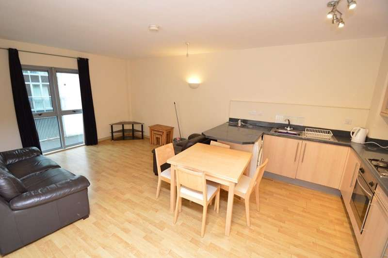 2 Bedrooms Apartment Flat for sale in Raleigh Street, Portland Square, Nottingham, Nottinghamshire, NG7 4HR