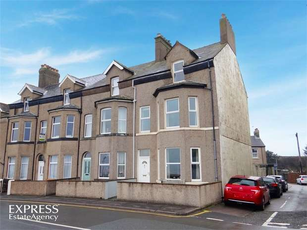 4 Bedrooms End Of Terrace House for sale in The Crescent, Seascale, Cumbria