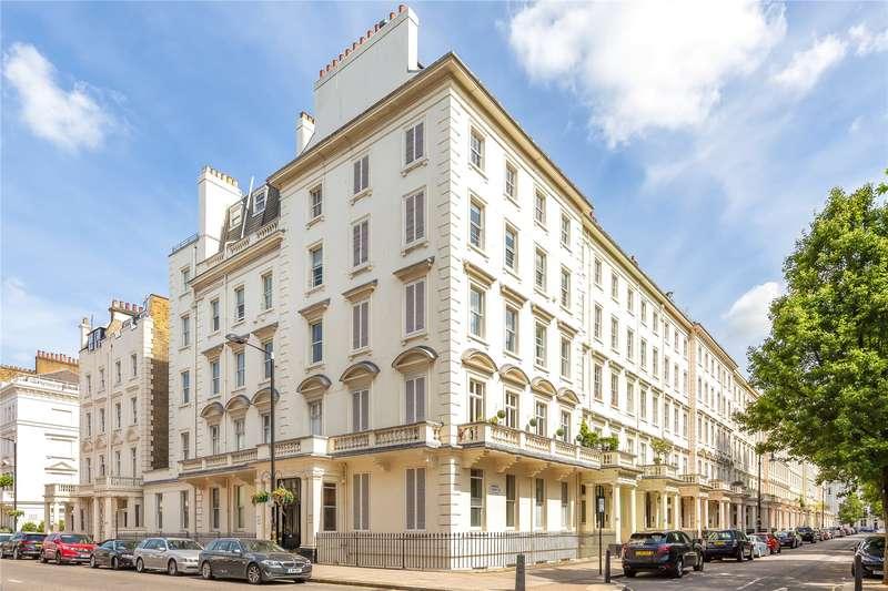 4 Bedrooms Maisonette Flat for sale in Warwick Square, Pimlico, London, SW1V
