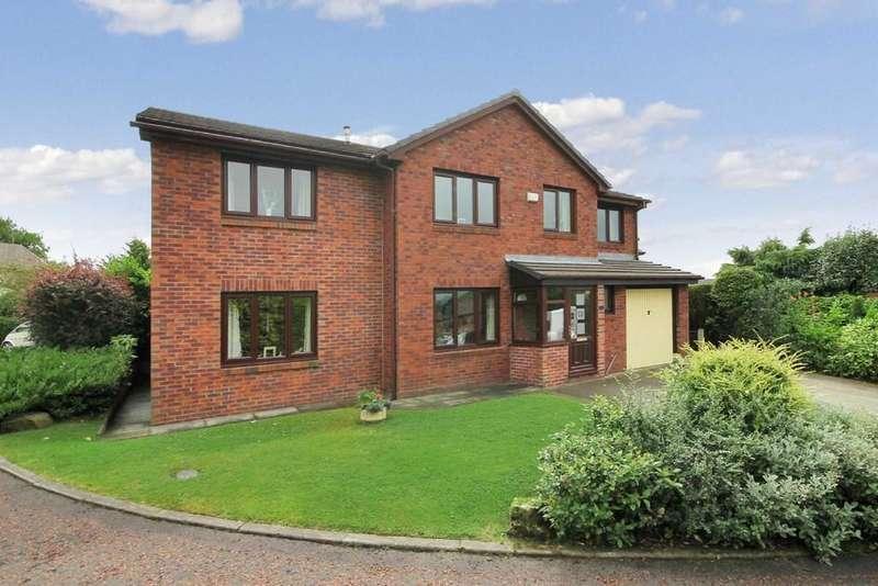 5 Bedrooms Detached House for sale in Sorrel Drive, Littleborough