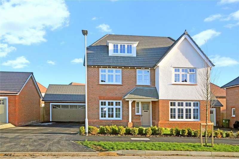 5 Bedrooms Detached House for sale in Diamond Crescent, Abbey Farm, Swindon, SN25