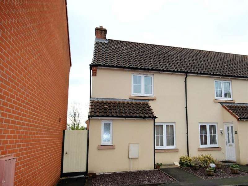 2 Bedrooms End Of Terrace House for sale in Hickory Lane, Hortham Village, Almondsbury, Bristol, BS32