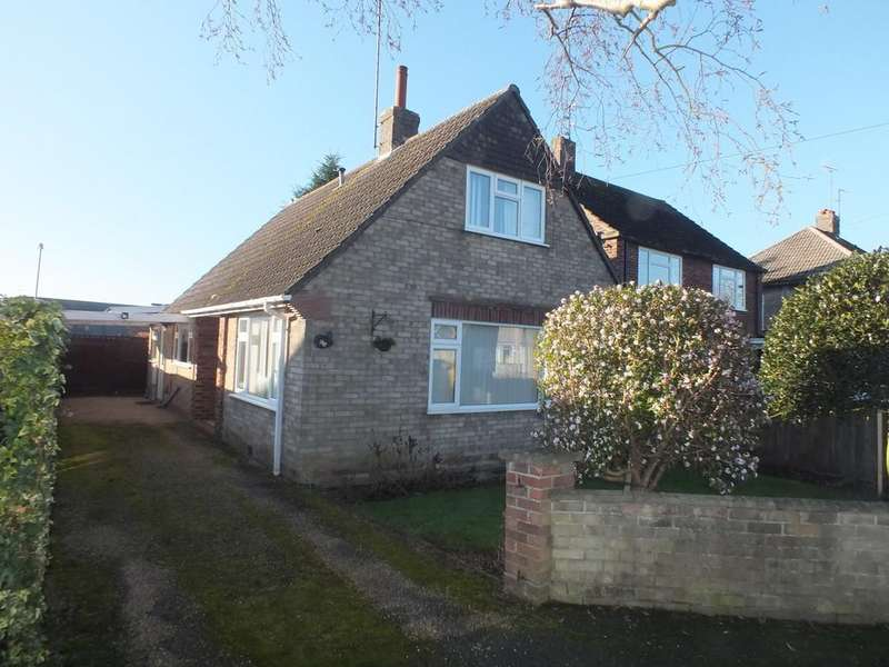 3 Bedrooms Detached Bungalow for sale in Guildhall Drive, Pinchbeck