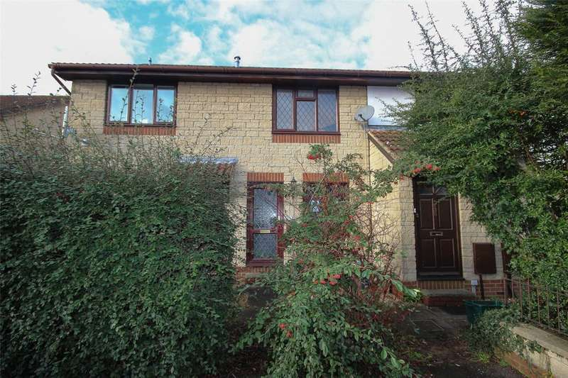 1 Bedroom Terraced House for sale in Paddock Close, Bradley Stoke, Bristol, BS32