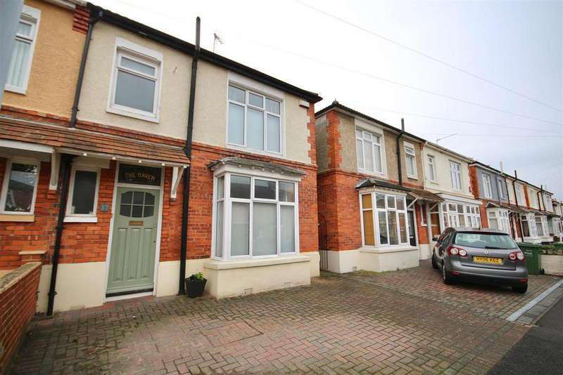 3 Bedrooms Semi Detached House for sale in Hartley Road, Portsmouth
