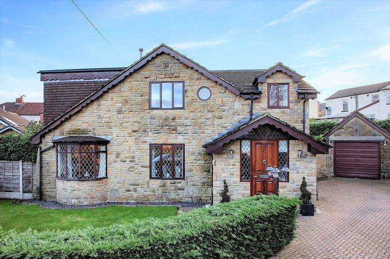 5 Bedrooms Detached House for sale in Roberttown Lane, Liversedge