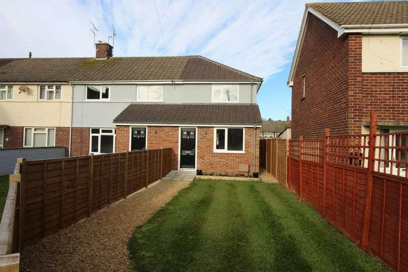 2 Bedrooms Property for sale in Milton Close, Nailsea