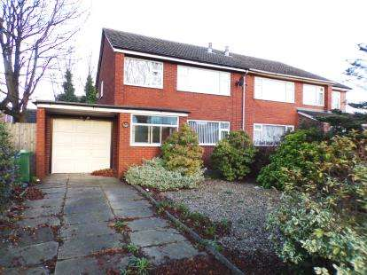 3 Bedrooms Semi Detached House for sale in Orrell Lane, Orrell Park, Liverpool, Merseyside, L9