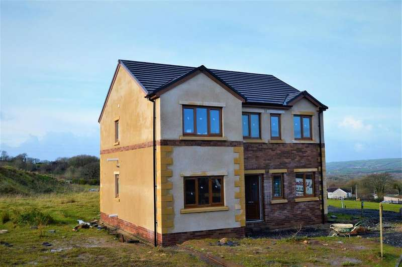 5 Bedrooms Detached House for sale in Cae Linda, Trimsaran, Kidwelly